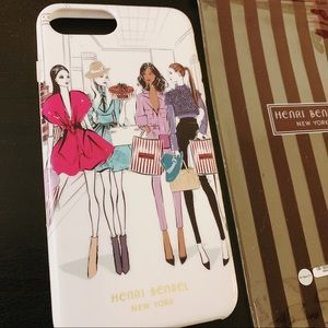 Henri Bendel iPhone case for iPhone 6/6s Plus